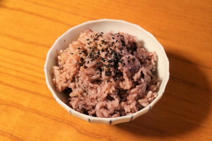 五穀米(古代黒米・ひえ・あわ・きび・麦)