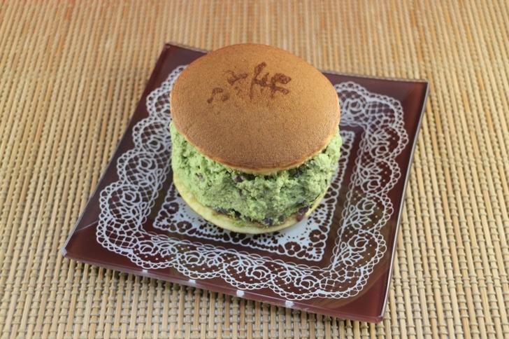 生銅鑼焼(生どら焼き) 340円