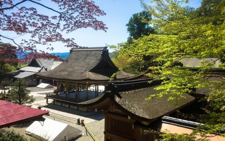 京都・出雲大神宮