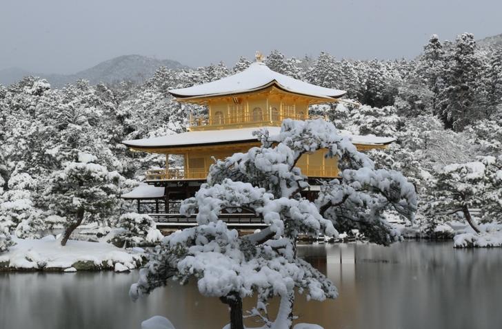 金閣寺がライトアップされない理由とも関係がある?