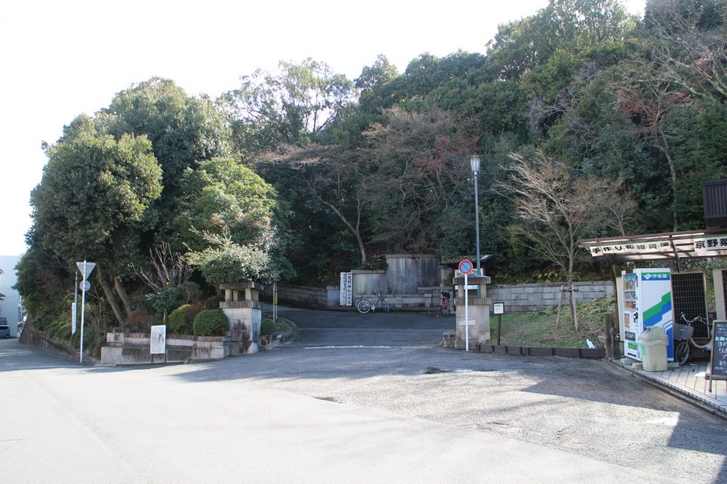 ド地元の「建勲神社」は今では刀剣乱舞「宗三左文字(そうざさもんじ)」の聖地です