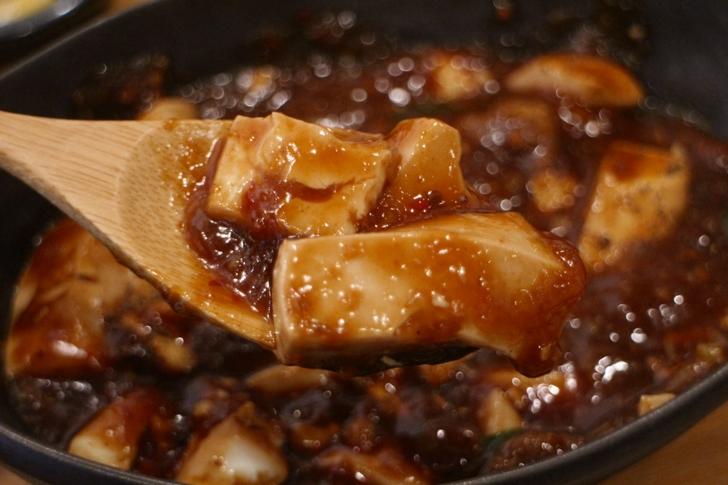 豆腐は地元・京都の「男前豆腐」を使っていました
