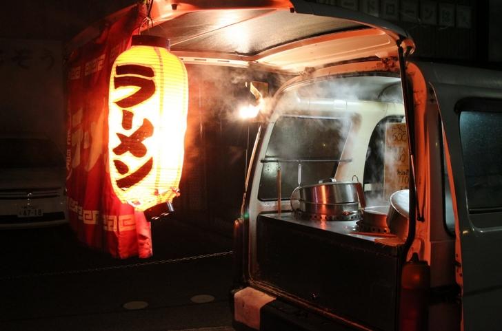 あの伝説の屋台「ミカドラーメン」と双璧をなしていた京都を代表する屋台ラーメン