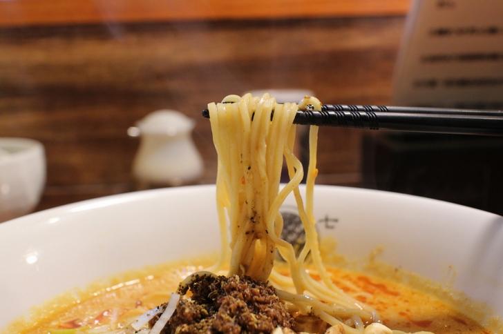 麺はオーストラリア産外麦プライムハード