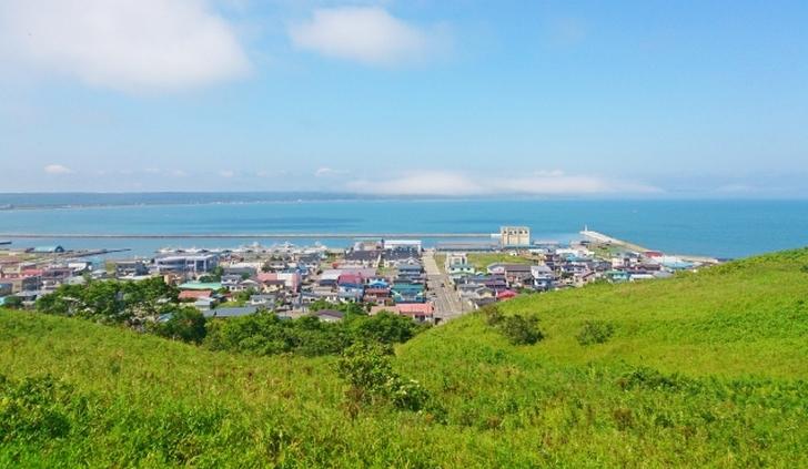 浜中漁港(北海道浜中町)