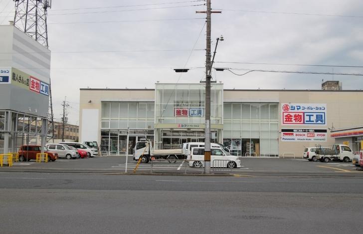 シマコーポレーション京都右京区 外観