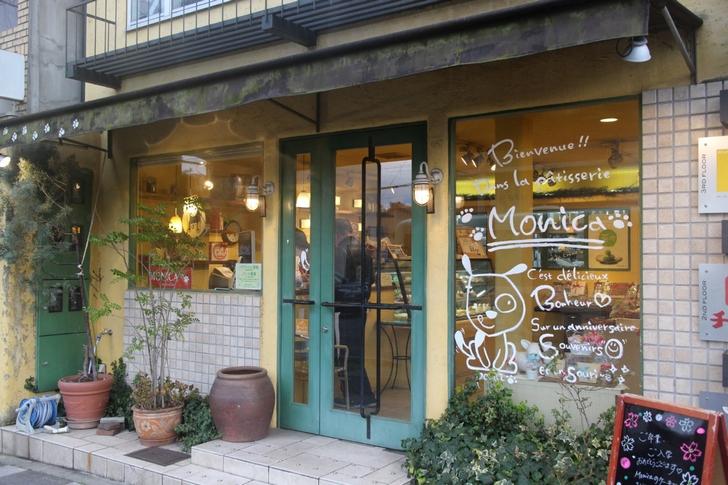 モニカ @京都のニューヨークチーズケーキ 実食レビュー