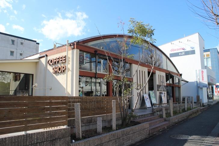 京都の24時間営業のカフェ「ハーバーカフェ」