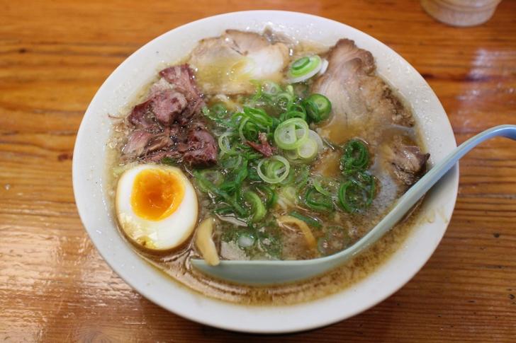 幻の中華そば 1000円(和牛テールスープ)