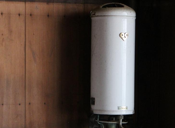 「リンナイ」のガス給湯器