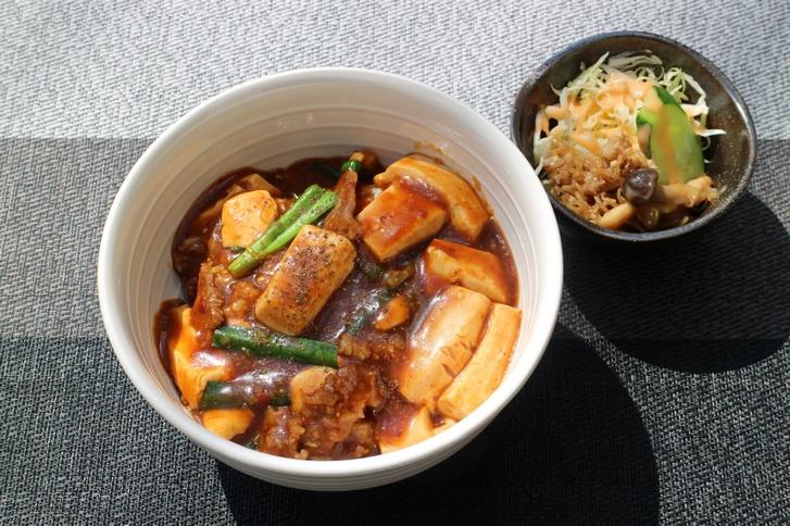 四川麻婆豆腐専門店なので「麻婆丼」もありますよ!