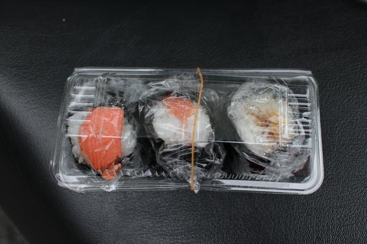 鮭・明太子などを購入