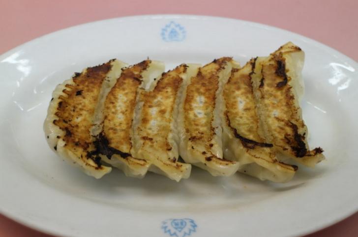 京都の老舗餃子といえば「珉珉」