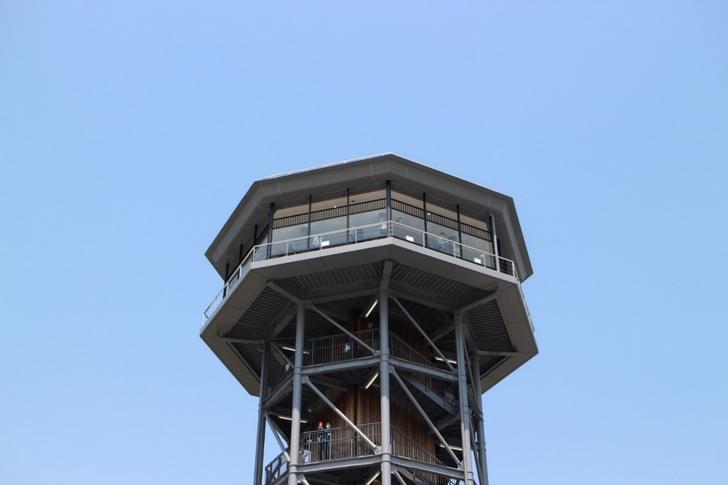 さくらであい館 展望タワー