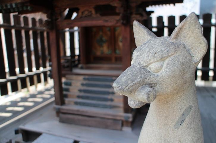 超強力な七つの神がいる神社