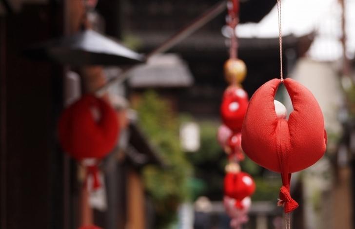 京都のくくり猿