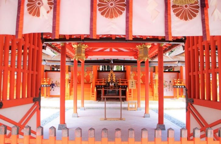 大原野神社(社殿)