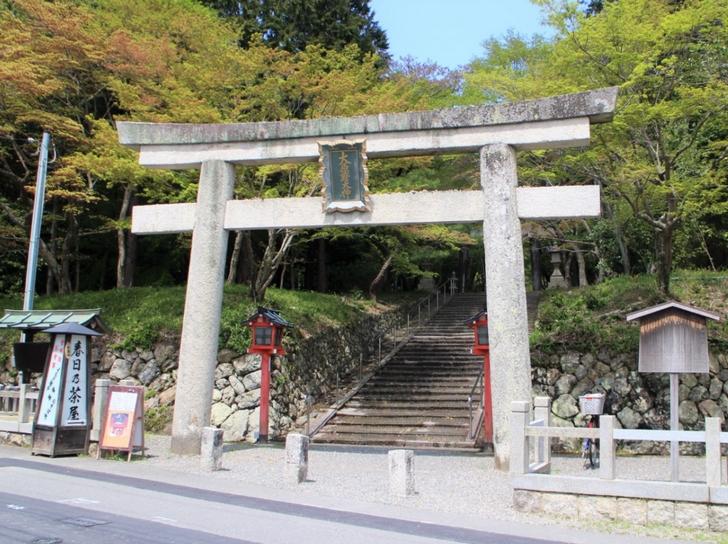 法寿山 正法寺は大原野神社のすぐ南にあります