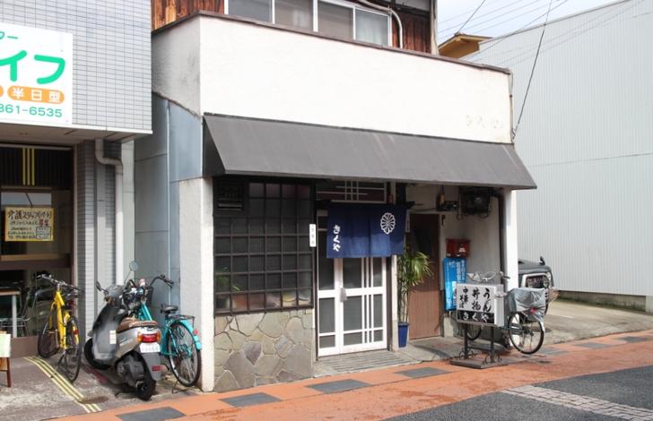 きくや 京都・太秦「大映通り商店街」にあります