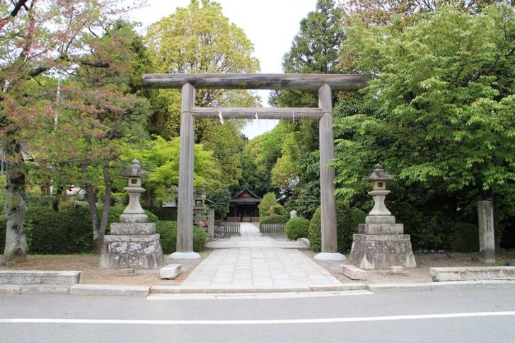 木嶋座天照御魂神社