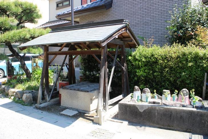 いさら井(太秦広隆寺)
