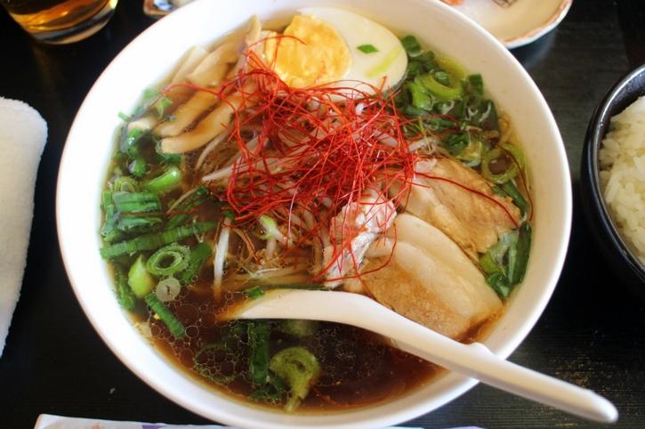 スープは「鶏・野菜・魚介」