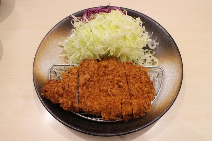 激安500円とんかつ定食
