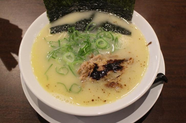 愛都ラーメン 750円