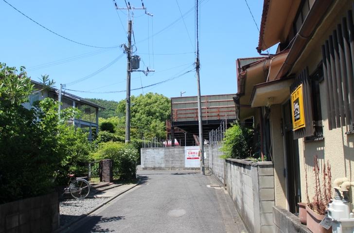 京都・立命館大学のとんでもない路地裏にデカ盛りのお店があるらしい