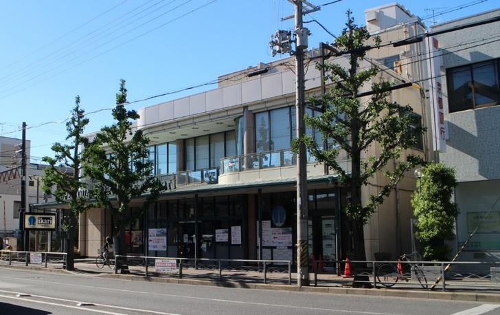 いかりライクス常盤店(いかりスーパー)旧店舗