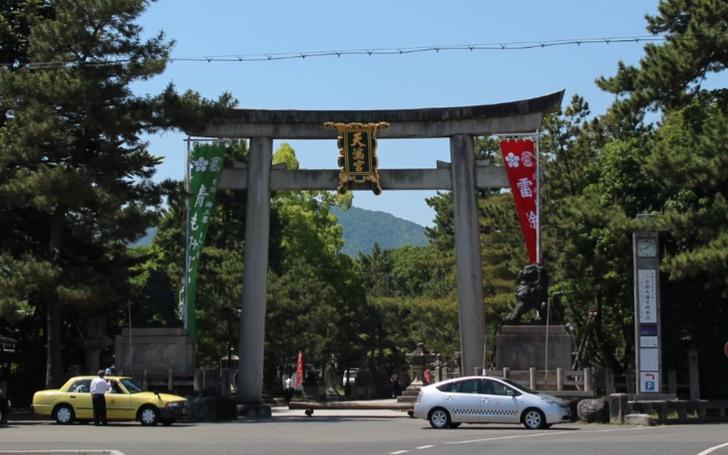 京都の「北野天満宮」に怖い童謡の道があるらしい