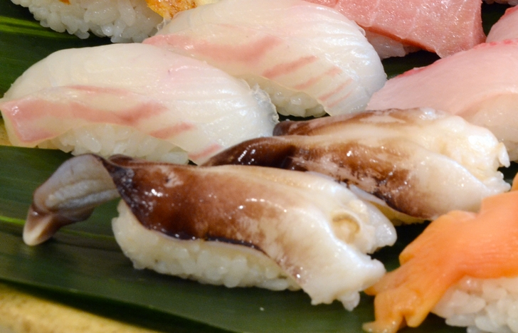 とり貝は寿司ネタにもなるポピュラーなものです