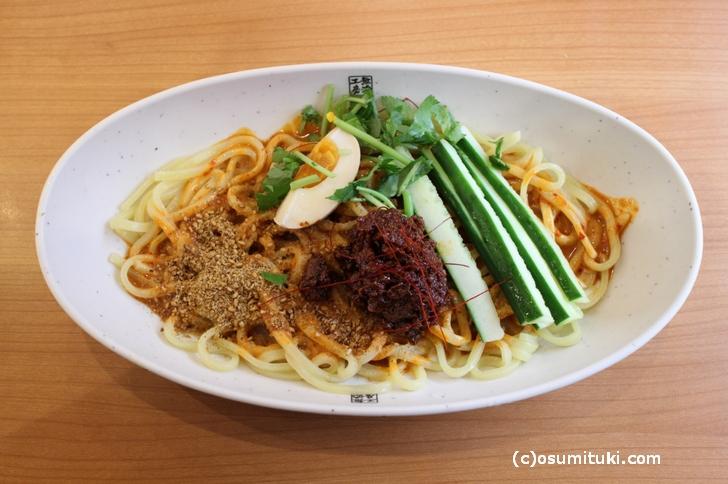 くら寿司 夏限定「コク旨冷やし担々麺 350円」