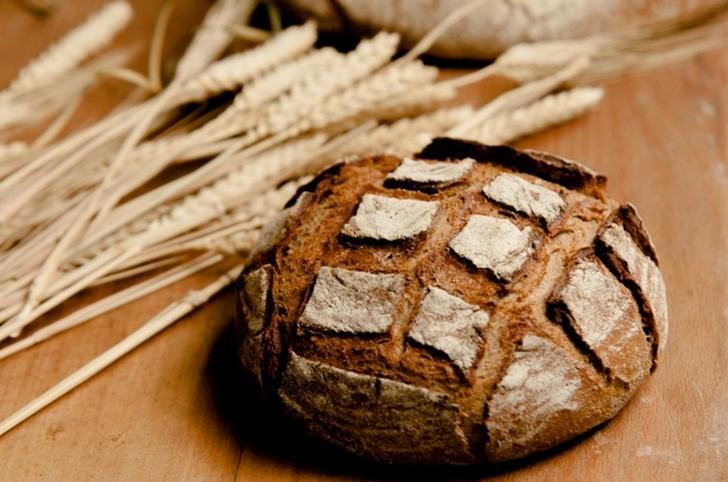 青空レストランで国産パン用小麦「ハナマンテン」が紹介されます