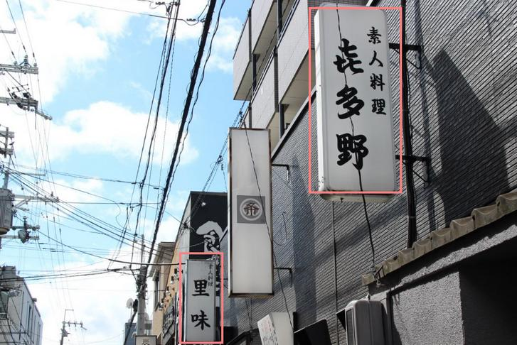 素人料理が並ぶ西院「折鶴会館」