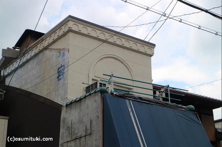 京都に残る「看板建築」とは?