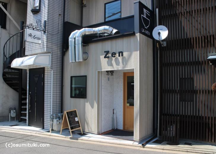 LA-MEN Zen 外観