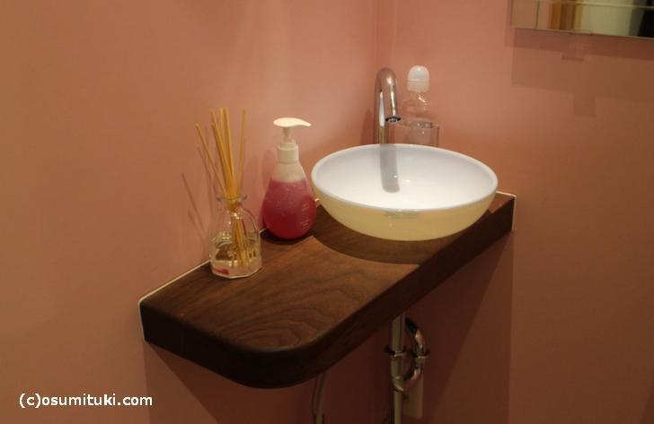 女性専用トイレ完備です!