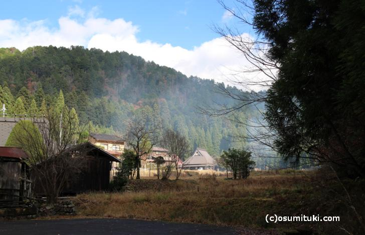 納豆発祥の地が京都の秘境にある
