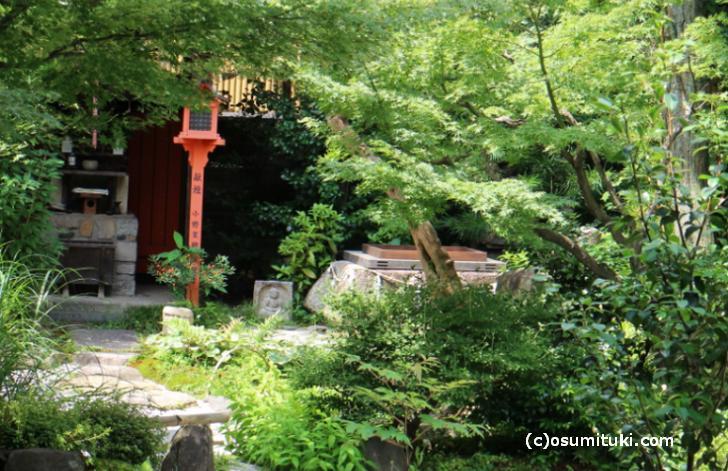 六堂珍皇寺の魔界(異界)につながる井戸