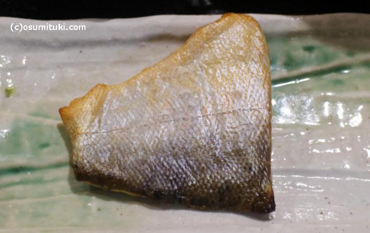 琵琶湖でしか食べることができないビワマス
