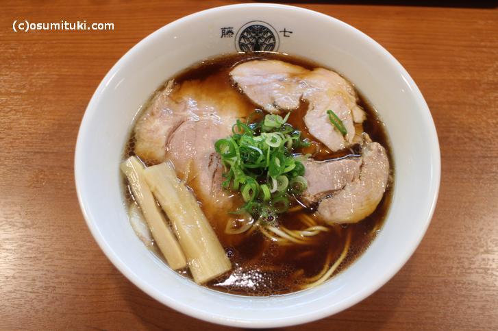 「らぁ麺とうひち」さんで使っている生揚醤油(きあげしょうゆ)って何?
