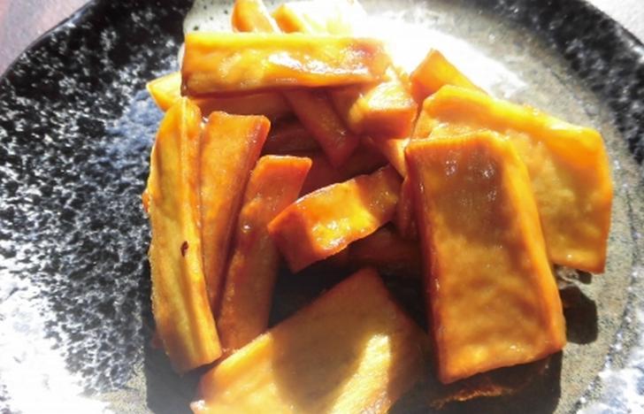 ハチミツを使う料理といえば「フレンチトースト」や「大学いも」