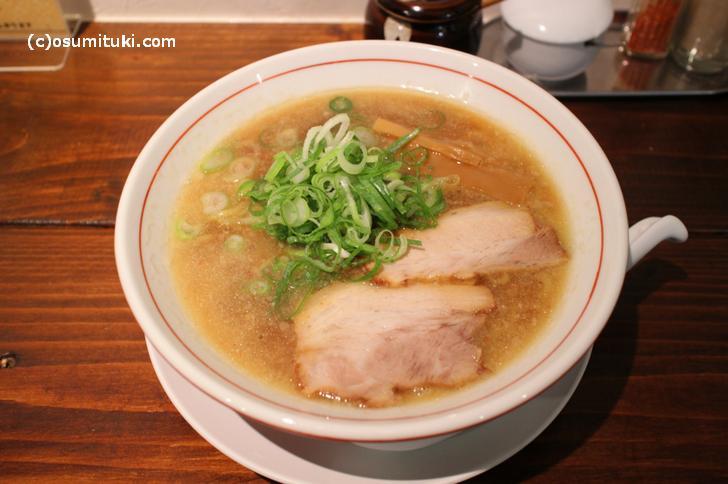 円満ラーメン(たまご麺Ver)