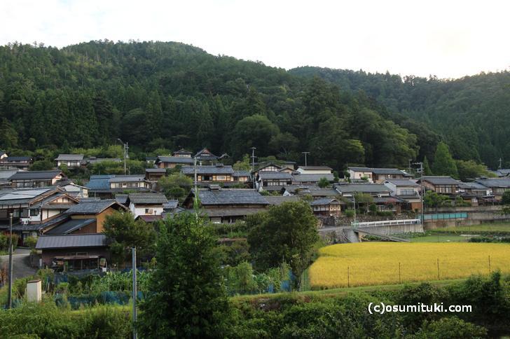 9月3日、日曜早朝の田舎は涼しいです