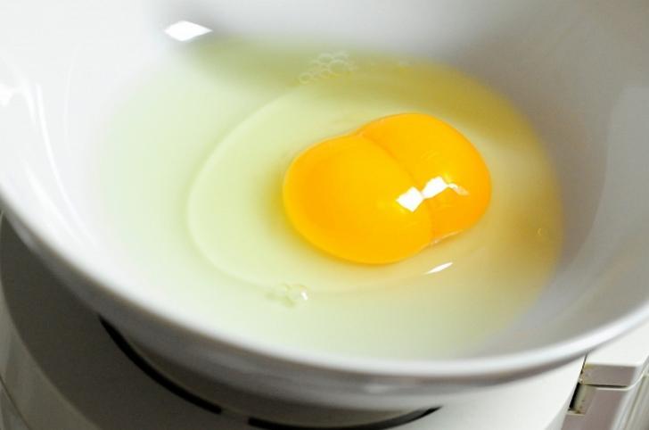 二黄卵はホルモンバランスが整っていない鶏の卵