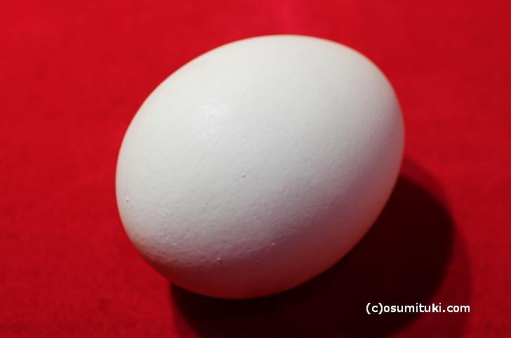 おいしい卵は健康な鶏から