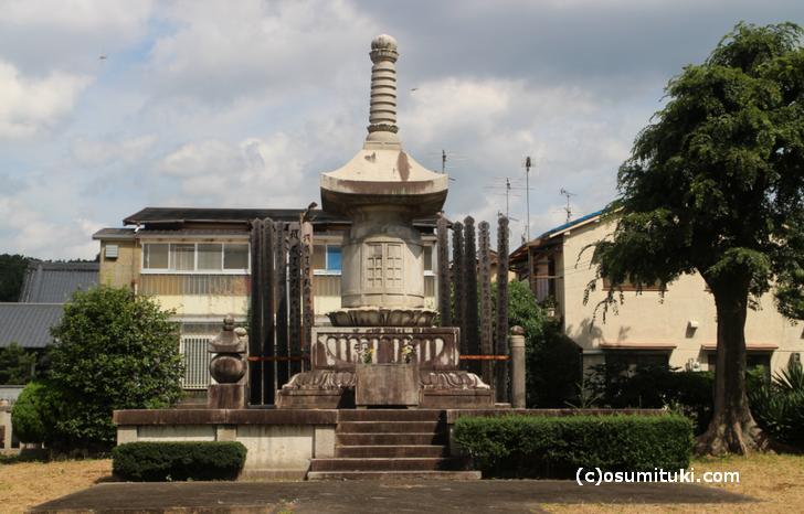 京都帝国大学医学部納骨墓地