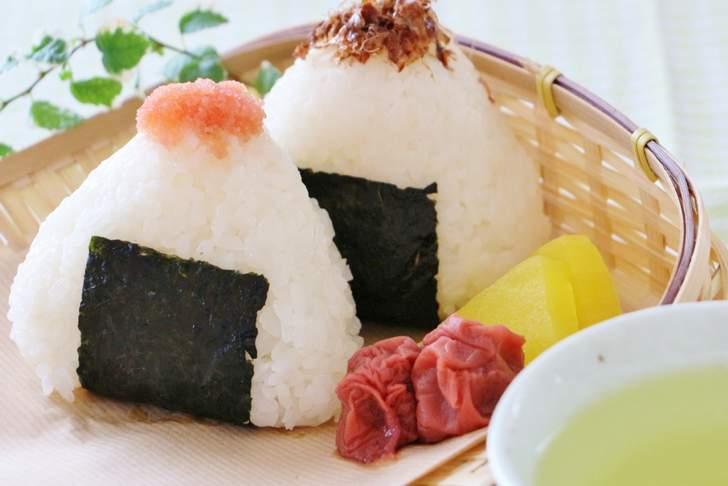 日本人のソウルフードといえば「梅干しとおにぎり」そして味噌汁