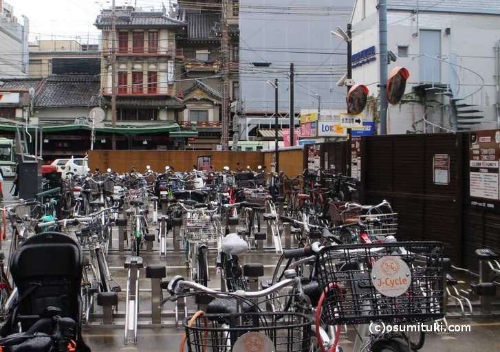 京都・祇園「エコステーション21 京阪四条」